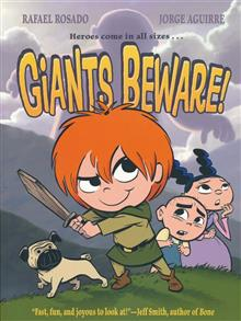 CHRONICLES OF CLAUDETTE GN VOL 01 GIANTS BEWARE NE