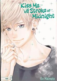KISS ME AT STROKE OF MIDNIGHT GN VOL 04