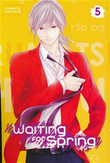 WAITING FOR SPRING GN VOL 05