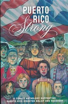 PUERTO RICO STRONG SC