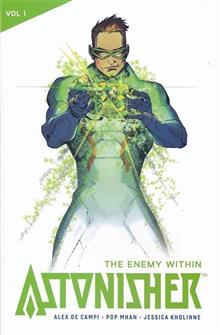 CATALYST PRIME ASTONISHER TP VOL 01 ENEMY WITHIN
