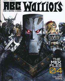 ABC WARRIORS MEK FILES HC VOL 04 (MR)