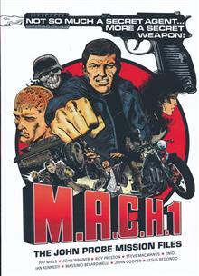 MACH 1 JOHN PROBE MISSION FILES TP VOL 01 (MR)