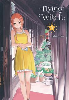 FLYING WITCH GN VOL 05