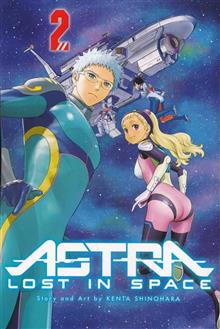 ASTRA LOST IN SPACE GN VOL 02