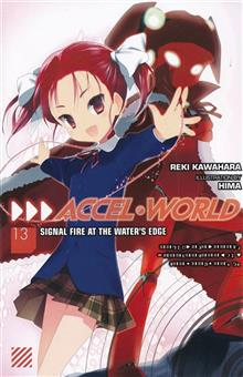 ACCEL WORLD LIGHT NOVEL SC VOL 13