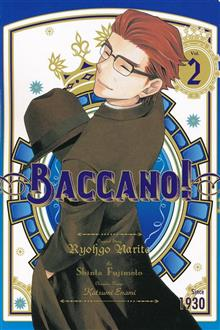 BACCANO GN VOL 02