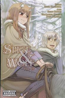 SPICE AND WOLF GN VOL 15 (MR)