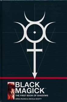 BLACK MAGICK HC (MR)