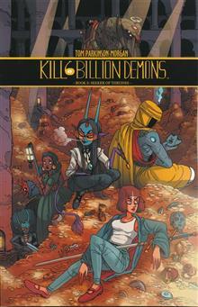 KILL 6 BILLION DEMONS TP VOL 03 (MR)