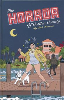 HORROR OF COLLIER COUNTY HC