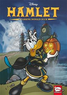 DISNEY HAMLET STARRING DONALD DUCK TP