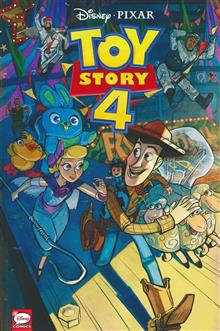 DISNEY PIXAR TOY STORY 4 TP