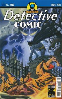 Detective Comics #1000 1930S Var Ed (Note Price)