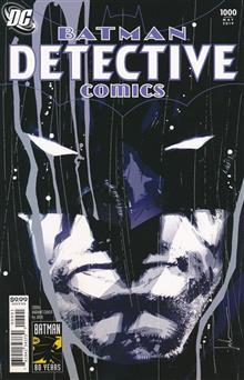 DETECTIVE COMICS #1000 2000S VAR ED