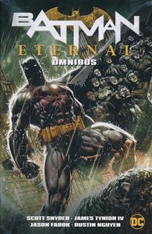 BATMAN ETERNAL OMNIBUS HC