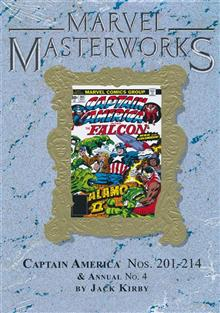 MMW CAPTAIN AMERICA HC VOL 11 DM VAR ED 277
