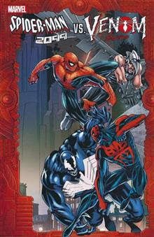 SPIDER-MAN 2099 VS VENOM 2099 TP