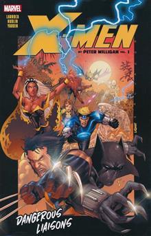 X-MEN BY MILLIGAN TP VOL 01 DANGEROUS LIAISONS
