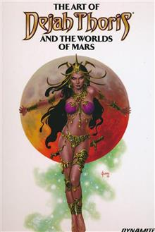 ART OF DEJAH THORIS & THE WORLDS OF MARS HC VOL 02 (MR)