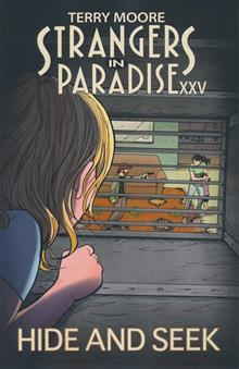 STRANGERS IN PARADISE XXV TP VOL 02 HIDE AND SEEK
