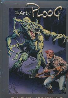 ART OF PLOOG LTD S&N HC VOL 02