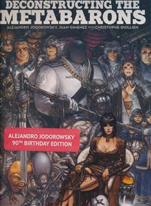DECONSTRUCTING THE METABARONS HC