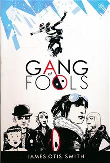 GANG OF FOOLS GN (MR)