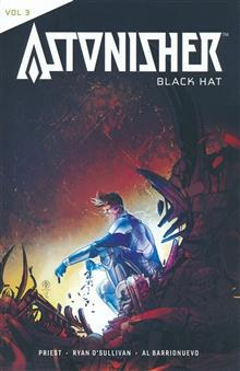 CATALYST PRIME ASTONISHER TP VOL 03 BLACK HAT