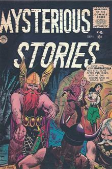 MYSTERIOUS STORIES SLIPCASE ED
