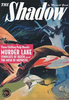 SHADOW DOUBLE NOVEL VOL 140 MURDER LAKE SYNDICATE OF DEATH