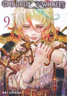 CHILDREN OF WHALES GN VOL 09