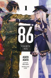 86 EIGHTY SIX LIGHT NOVEL SC VOL 01