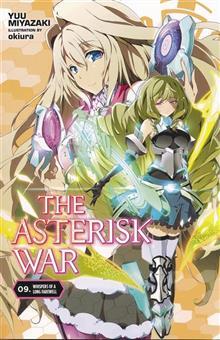 ASTERISK WAR LIGHT NOVEL SC VOL 09