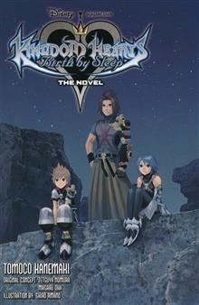 KINGDOM HEARTS BIRTH BY SLEEP LIGHT NOVEL SC