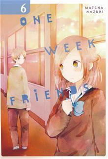 ONE WEEK FRIENDS GN VOL 06