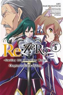RE ZERO SLIAW CHAPTER 3 TRUTH ZERO GN VOL 06