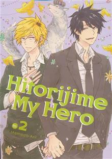HITORIJIME MY HERO GN VOL 02 (MR)