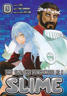 THAT TIME I GOT REINCARNATED AS A SLIME GN VOL 09 (MR) (C: 1