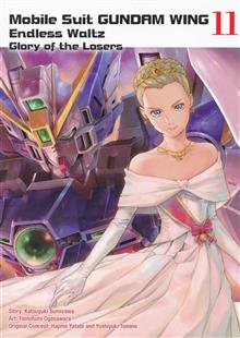 MOBILE SUIT GUNDAM WING GLORY OF THE LOSERS GN VOL 11 (C: 1-