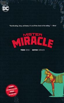 Mister Miracle HC (MR) Current Printing