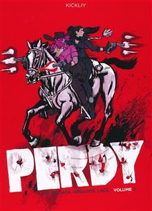 PERDY HC VOL 02 (MR)