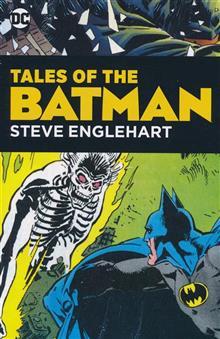 TALES OF THE BATMAN STEVEN ENGLEHART HC