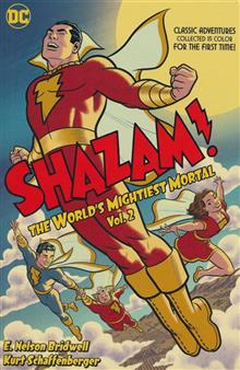 SHAZAM THE WORLDS MIGHTIEST MORTAL HC VOL 02 (Limit 1 per customer)