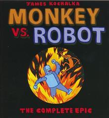 MONKEY VS ROBOT COMPLETE EPIC TP