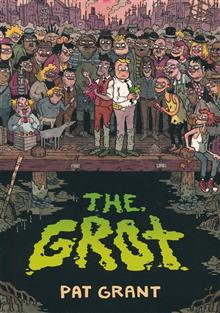 GROT STORY OF SWAMP CITY GRIFTERS TP