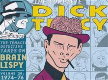 COMPLETE CHESTER GOULD DICK TRACY HC VOL 28