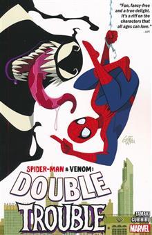SPIDER-MAN & VENOM DOUBLE TROUBLE GN TP