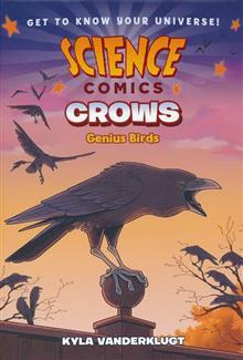 SCIENCE COMICS CROWS GENIUS BIRDS HC GN (C: 1-1-0)