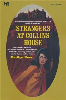 DARK SHADOWS PAPERBACK LIBRARY NOVEL VOL 03 STRANGERS AT COL